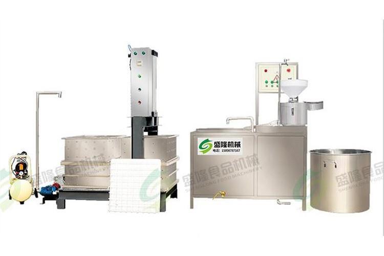 吉林豆腐干机生产线