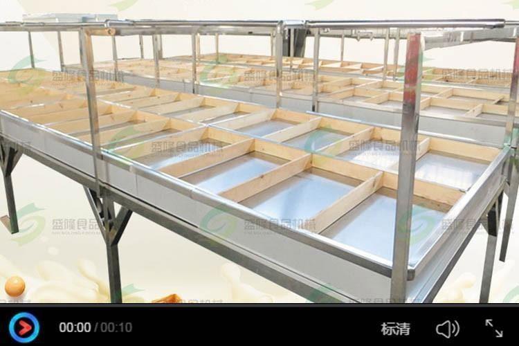 小型腐竹机生产视频